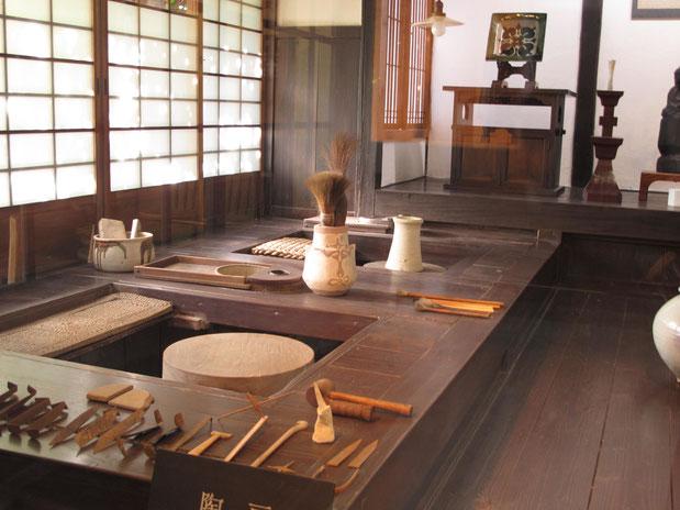 ATELIER DU MAÎTRE KAWAI KANJIRO (1890 + 1966)