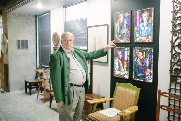 MICKY. WOLFSONIAN-FIU MUSEUM OUVERT en 1997 --> 120.000 OBJETS DE 1885 à 1945.