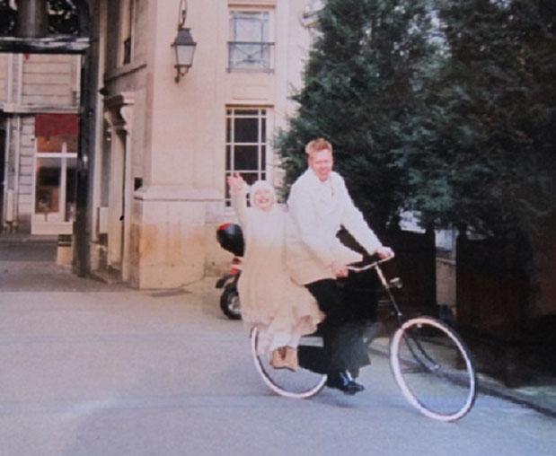2003.  MARIAGE DU TIGRE D'EAU avec le DRAGON DE BOIS.