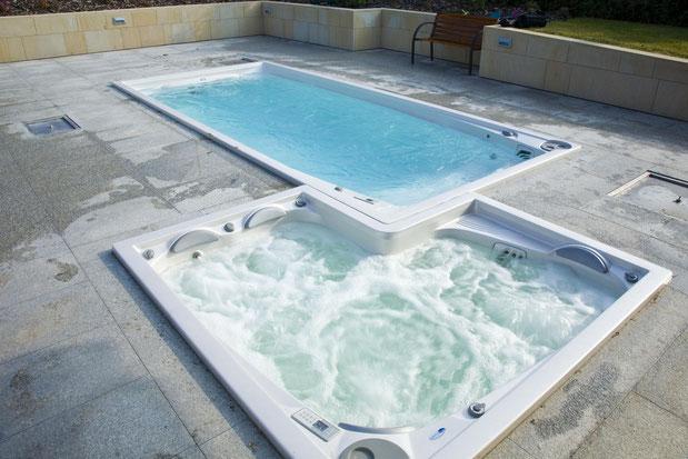 aussen whirlpool und swimspa tolle ideen f r den einbau usspa whirlpools. Black Bedroom Furniture Sets. Home Design Ideas