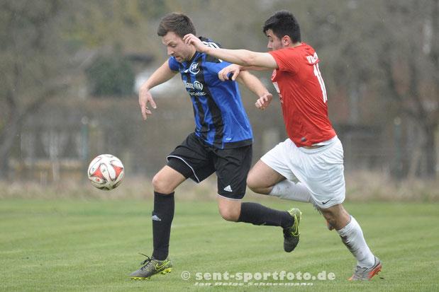 SV Rotenberg vs. SV Scharzfeld (rot)