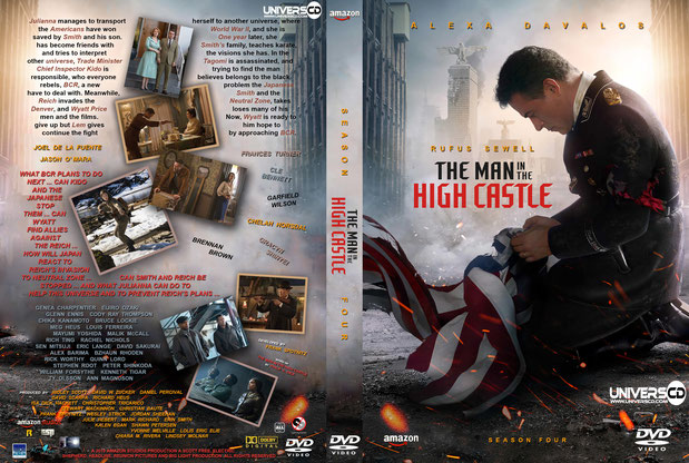 The Man In The High Castle Saison 4