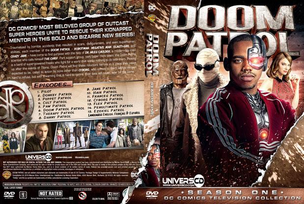 Doompatrol Saison 1