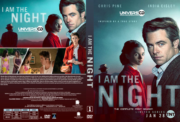 I Am the Night Saison 1