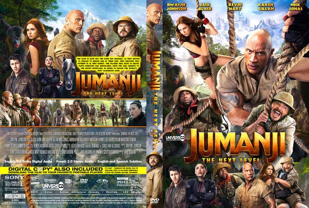 Jumanji 2 The Next Level