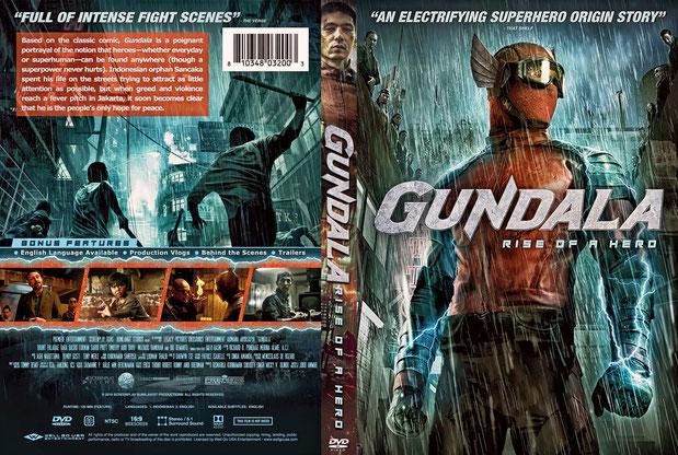 Gundala Rise Of A Hero