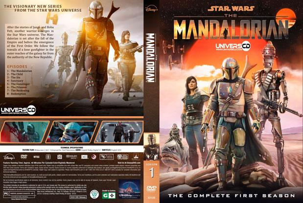The Mandalorian Saison 1