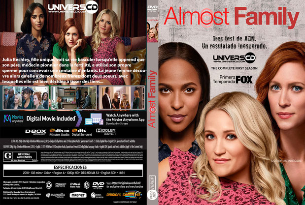Almost Family Saison 1