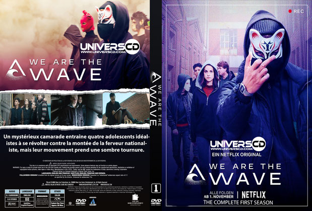 We Are The Wave Saison 1