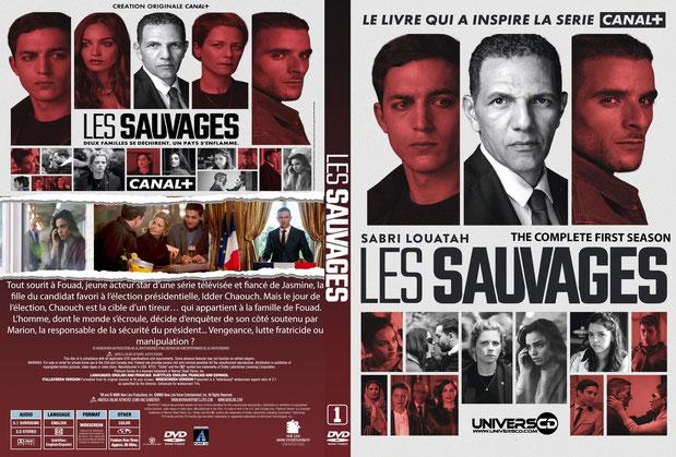 LES SAUVAGES SAISON 1