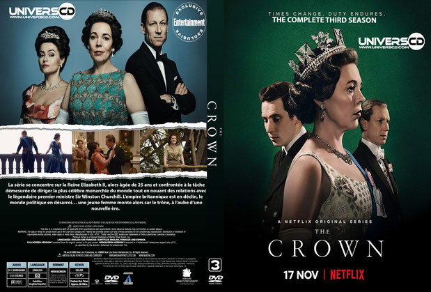 The Crown Saison 3
