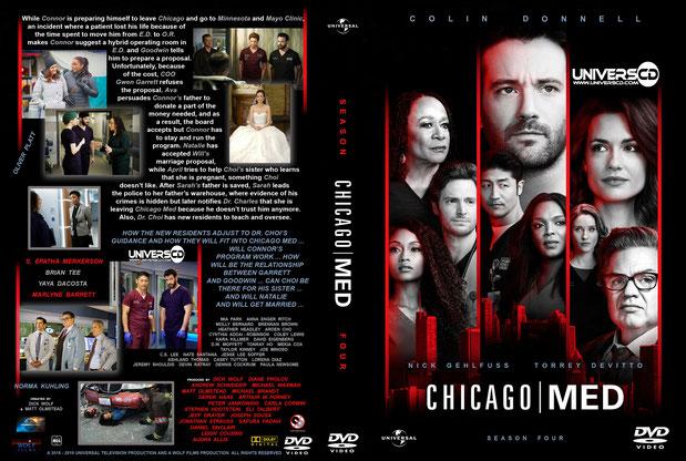 Chicago Med Saison 4