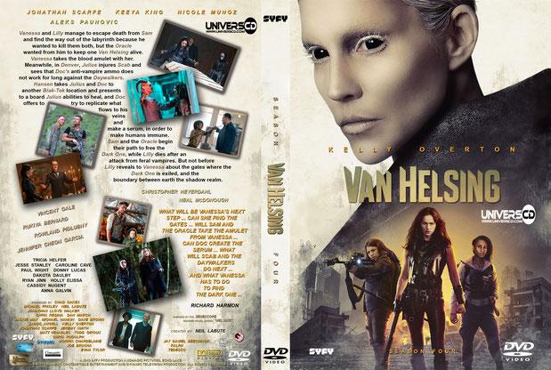 Van Helsing Saison 4