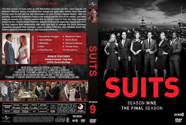 Suits Saison 9