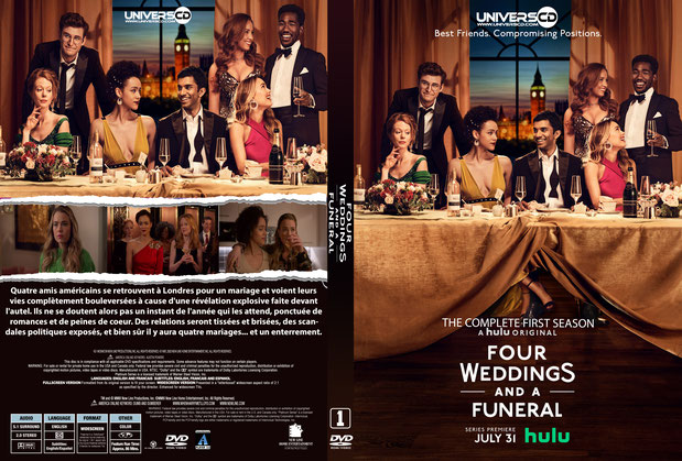 Four Weddings and a Funeral Saison 1