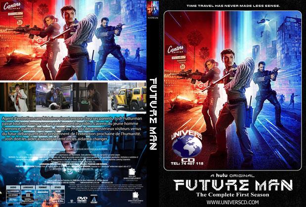Future Man Saison 1