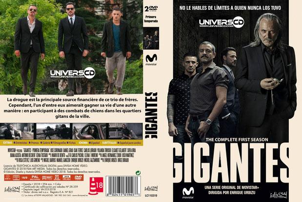 Gigantes Saison 1