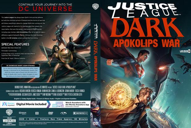 Justice League_Dark Apokolips War