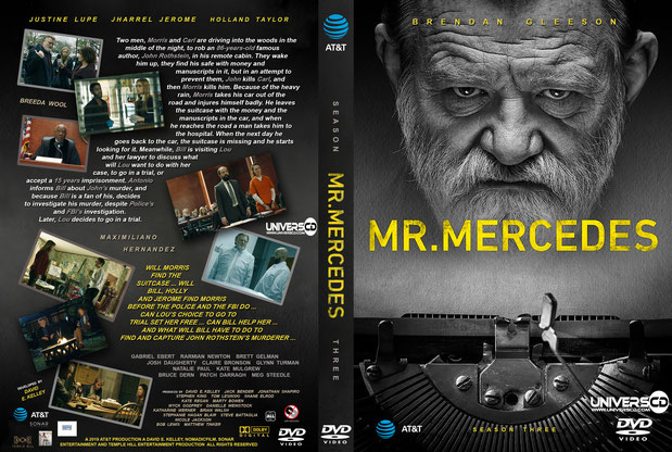 Mr. Mercedes Saison 3