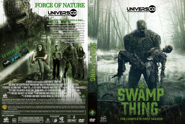 Swamp Thing Saison 1