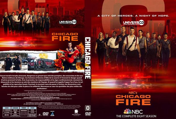 Chicago Fire Saison 8