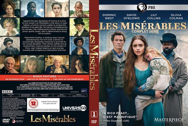 Les Misérables Saison 1