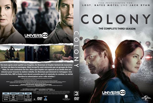 Colony Saison 3