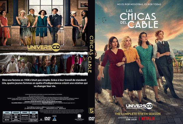 Las chicas del cable Saison 5