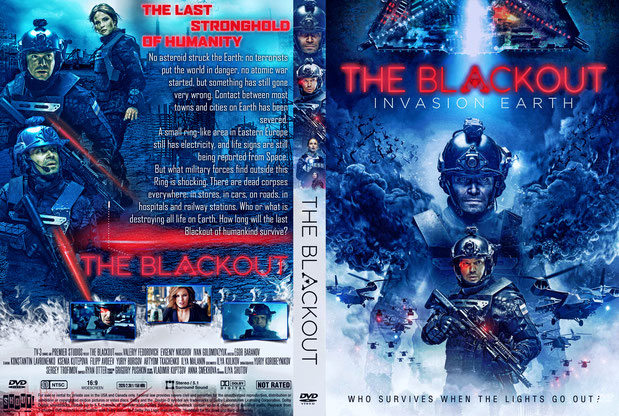 The Blackout Invasion Earth