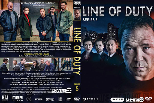 Line Of Duty Saison 5