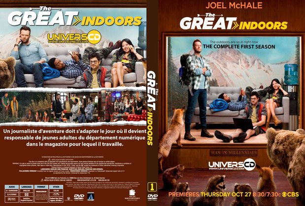 The Great Indoors Saison 1