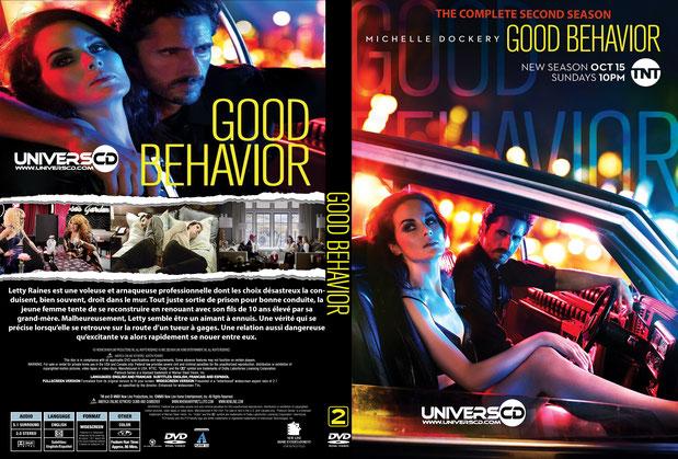 Good Behavior Saison 2