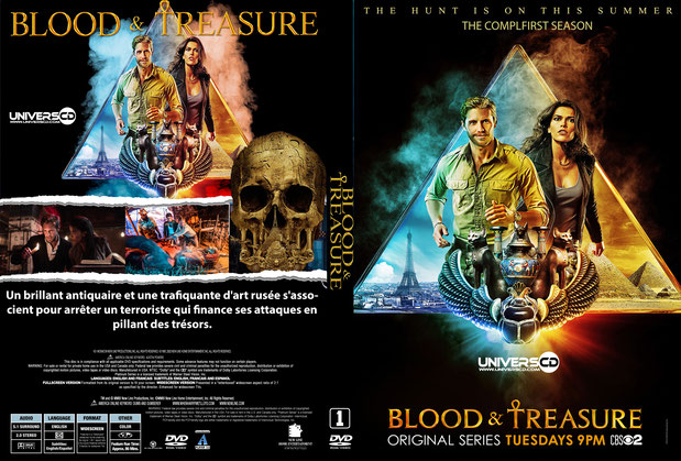 Blood & Treasure Saison 1