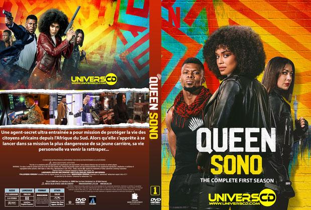 Queen Sono Saison 1
