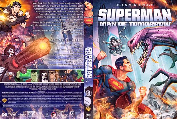 Superman Man Of Tomorrow