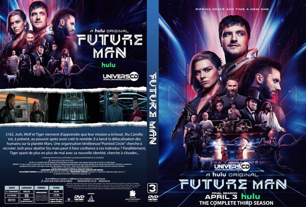 Future Man Saison 3