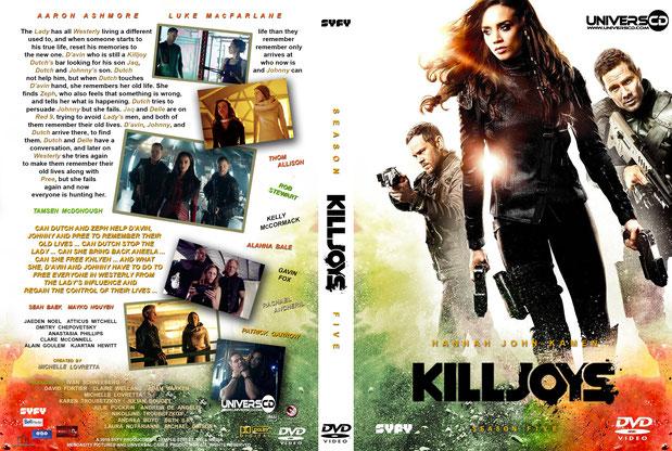 Killjoys Saison 5