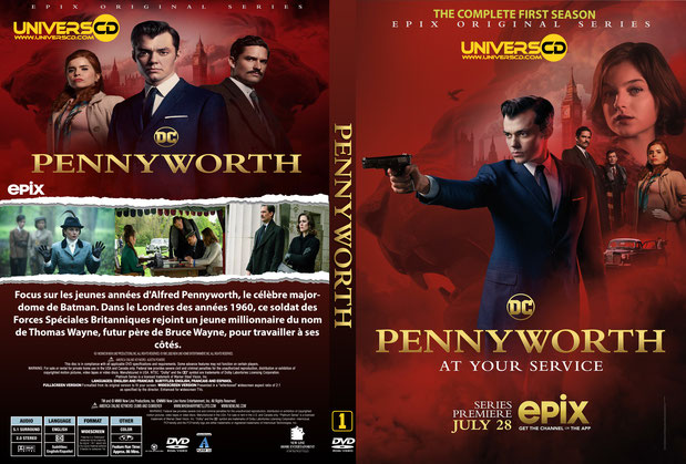 Pennyworth Saison 1