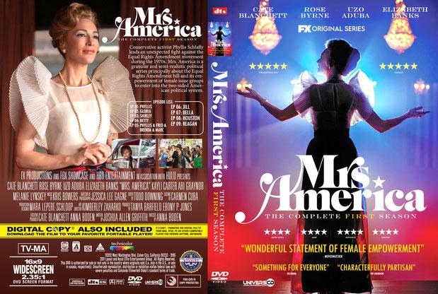 Mrs American Saison 1