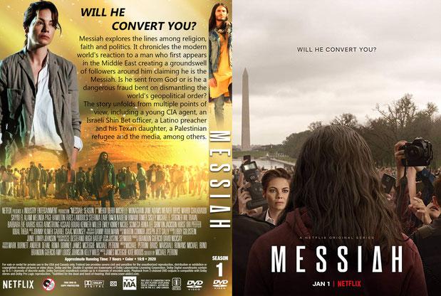 MESSIAH SAISON 1