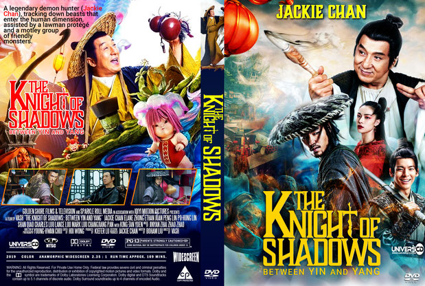 The Knight Of Shadows Between