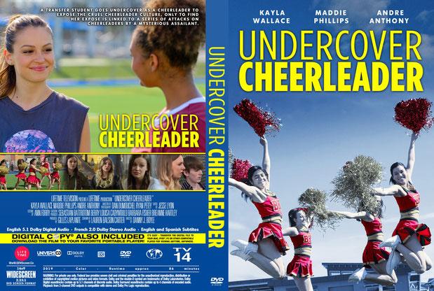 Undercover Cheerleader