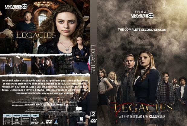 Legacies Saison 2