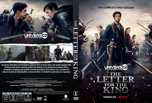 The Letter for the King Saison 1