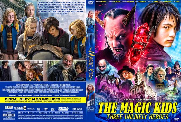 The Magic Kids Three Unlikely Heroes