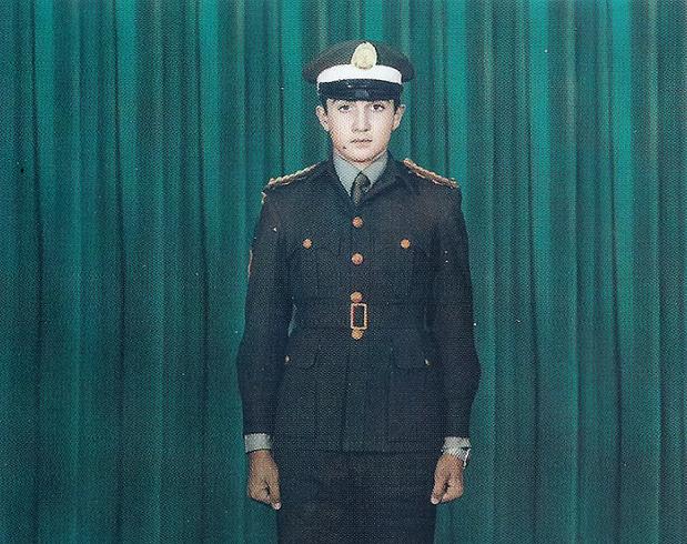 ACADEMIE MILITAIRE DU ROI ABDULAZIZ (1968 - 1973)