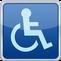Rollstuhlpiktogramm