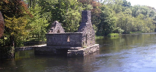 Monk's Fishing House, Cong, Co. Mayo