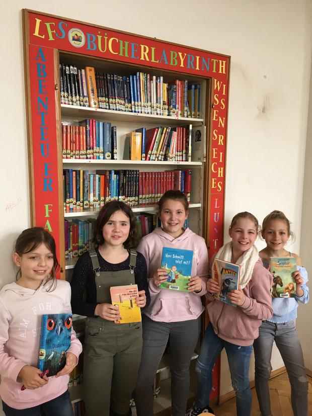 Leseförderung - Liebfrauenschule Ratingen