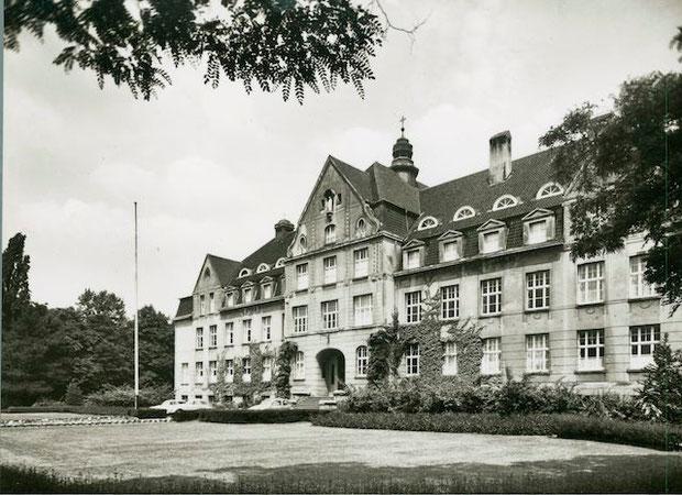 Unsere Schule in den 50er Jahren